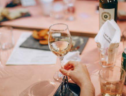 Wijn korting